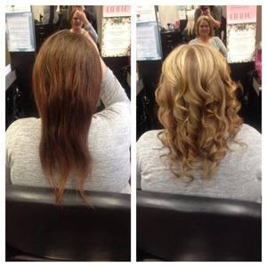 Sharper Image Hair Salon - After Style 2
