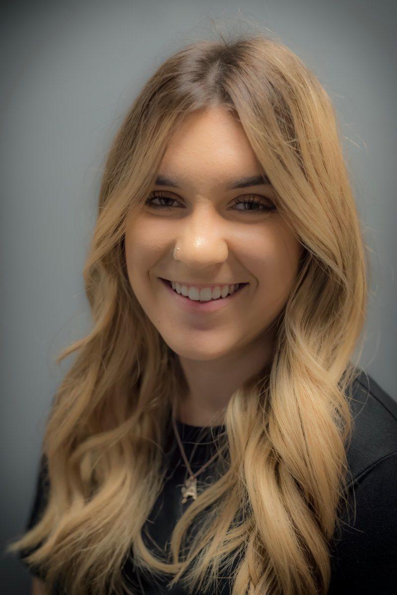 Hunter - New Talent Stylist at Sharper Image Hair Design Salon - Red Deer