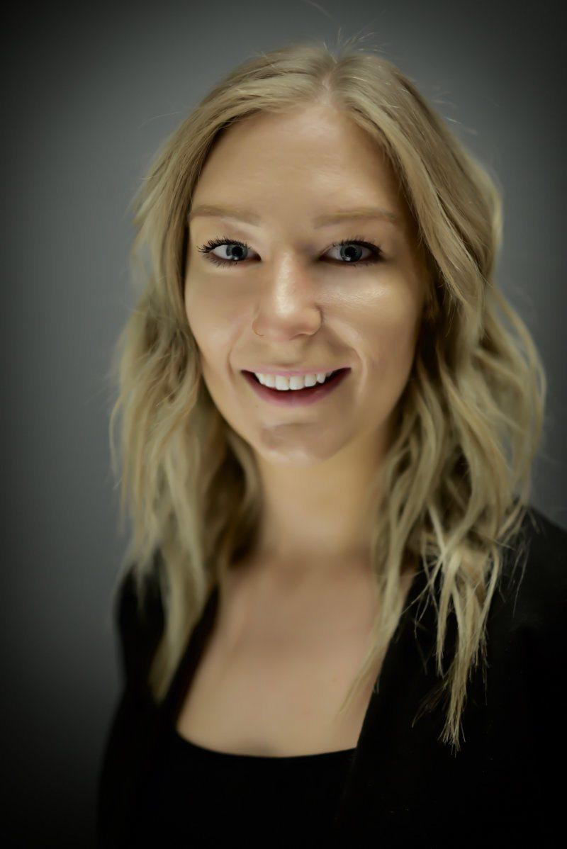 Jamie - New Talen Stylist at Sharper Image Hair Design Salon - Red Deer