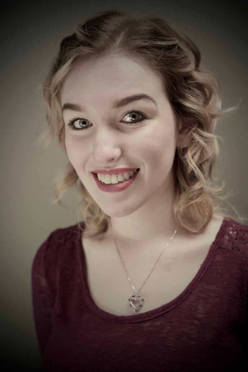 Meghanne - New Talent Stylist at Sharper Image Hair Design Salon - Red Deer
