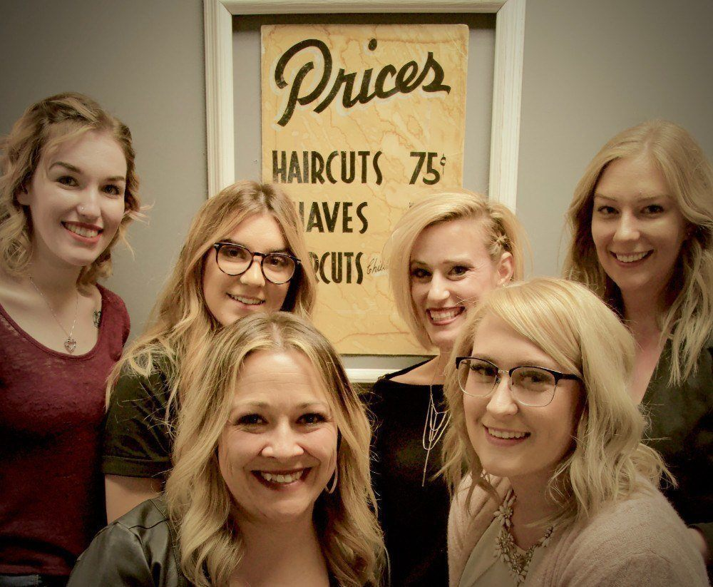 Shaper Image Hair Design - Your Salon Team in Red Deer