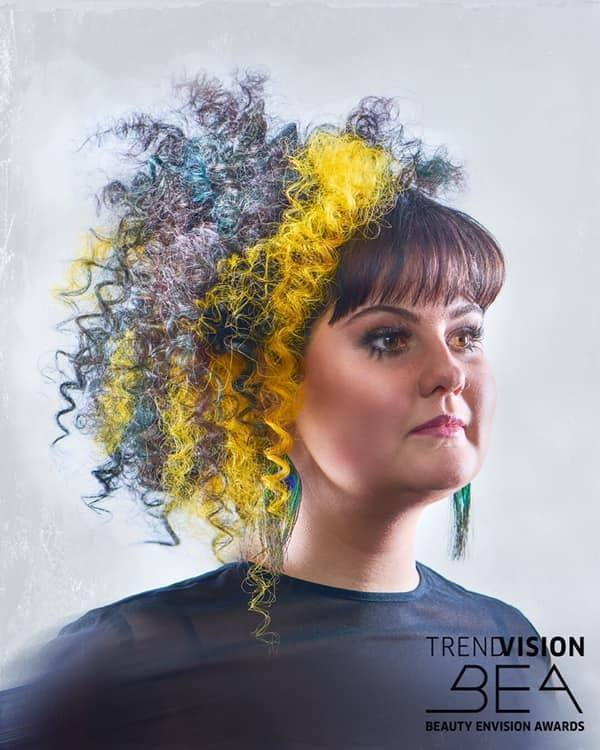 Kat Teuling - Beauty Envision Awards 2019 Submission by Sharper Image Hair Design