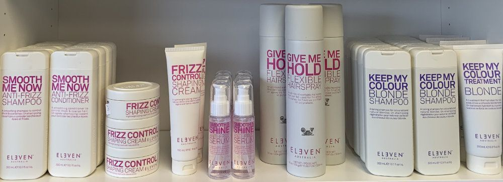 Eleven Australia - Anti-Frizz Products at Sharper Image Hair Salon
