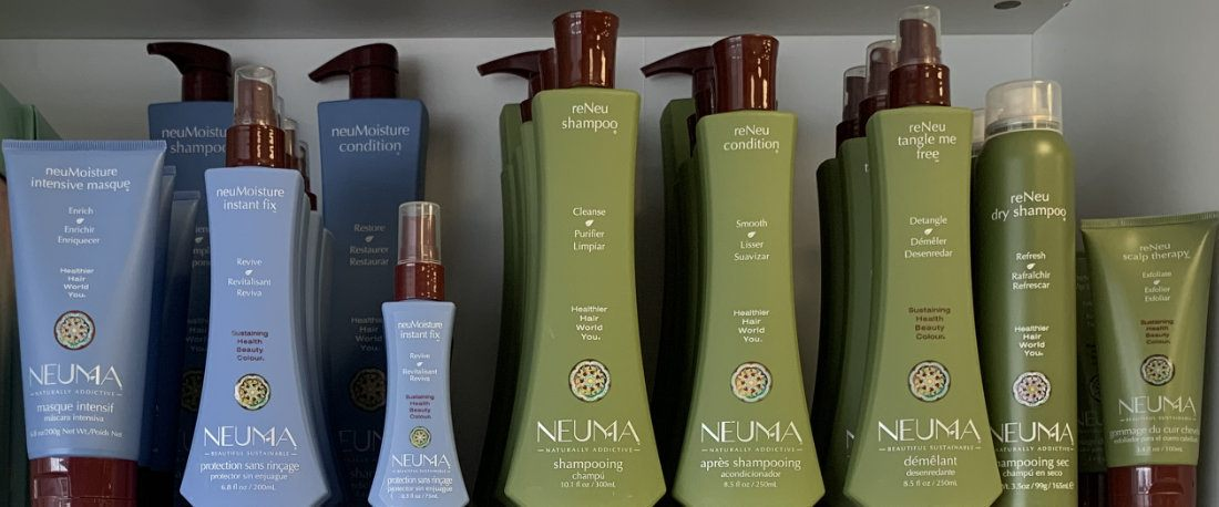 Neuma - neuMoisture and reNew at Sharper Image Hair Design