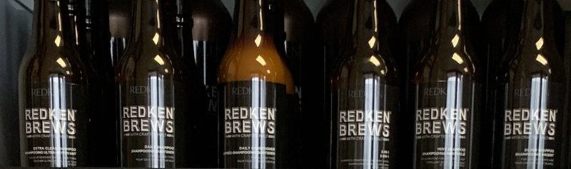 Redken brews found at Sharper Image Hair Design