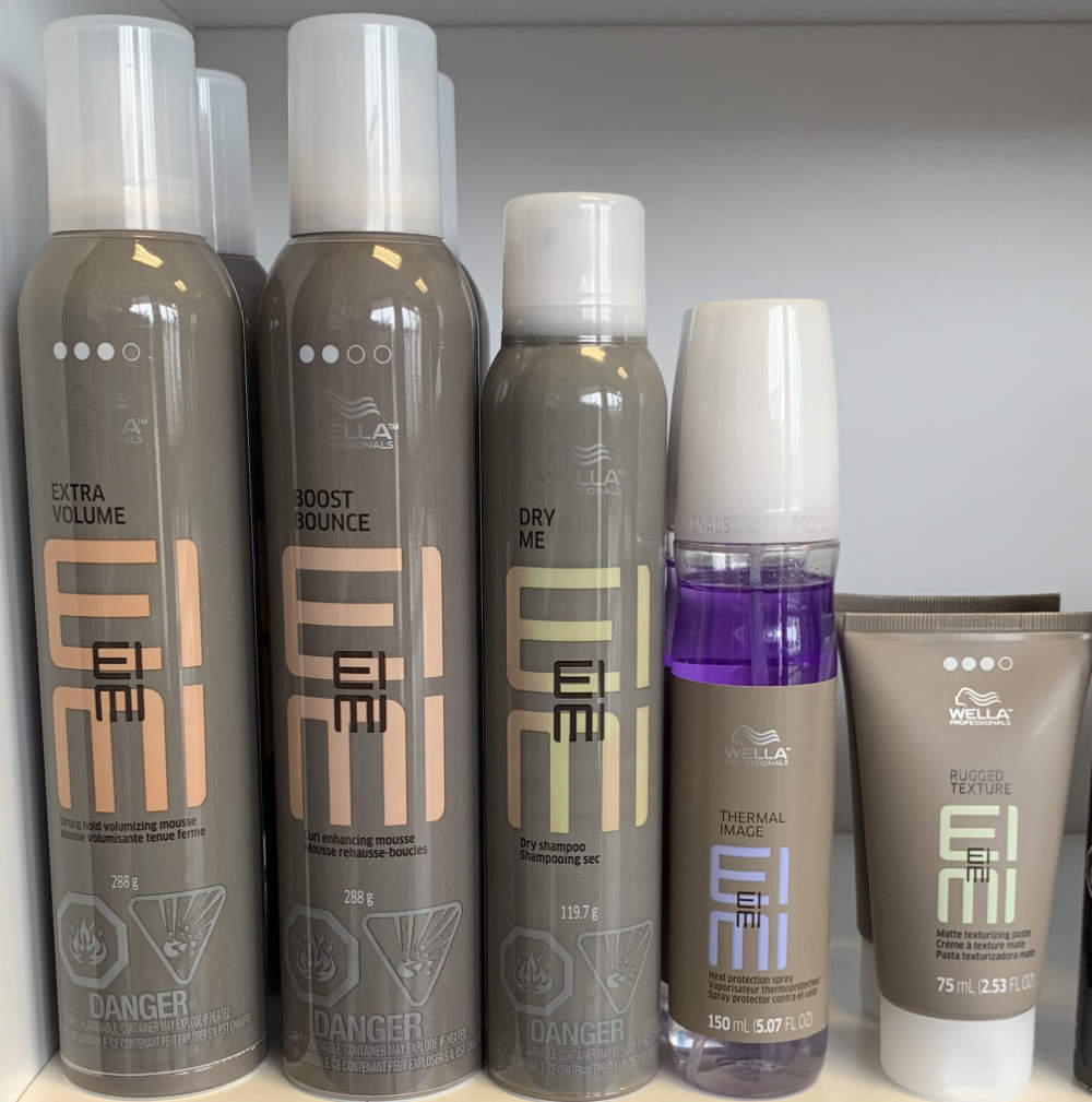 Wella Professionals - Extra Volume & Thermal Image products found at Sharper Image - Red Deer