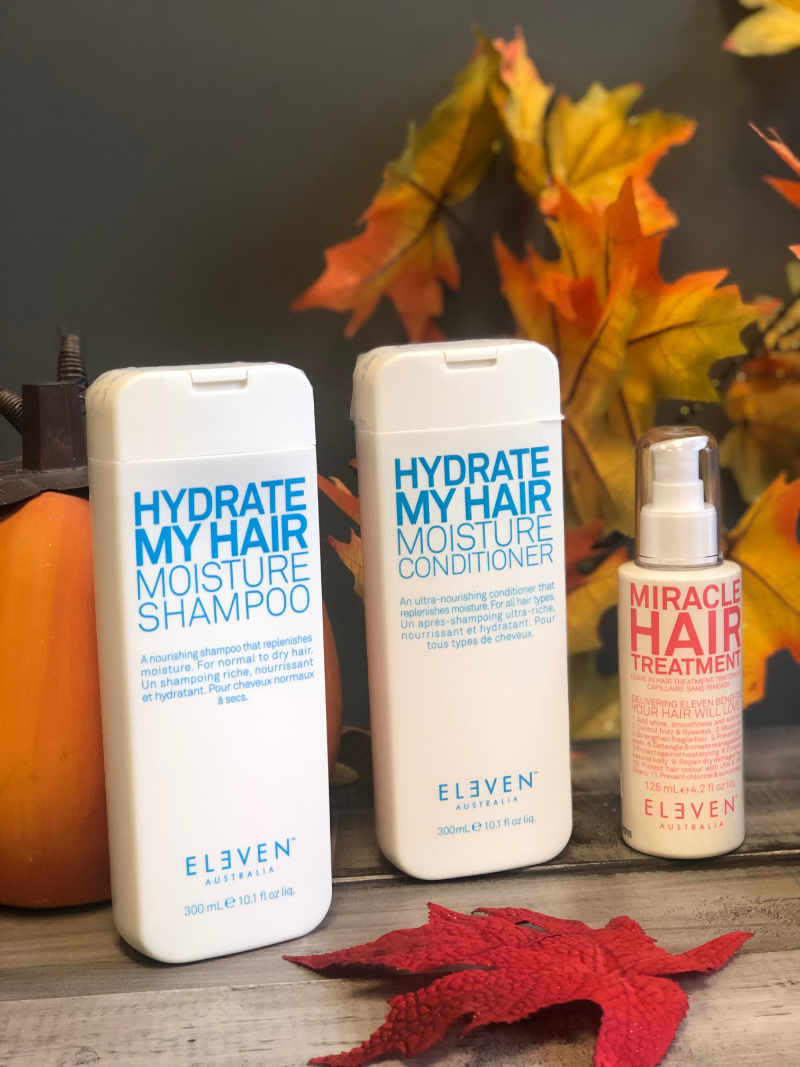 Washing Step for No Dry Hair This Fall by Sharper Image Hair Design