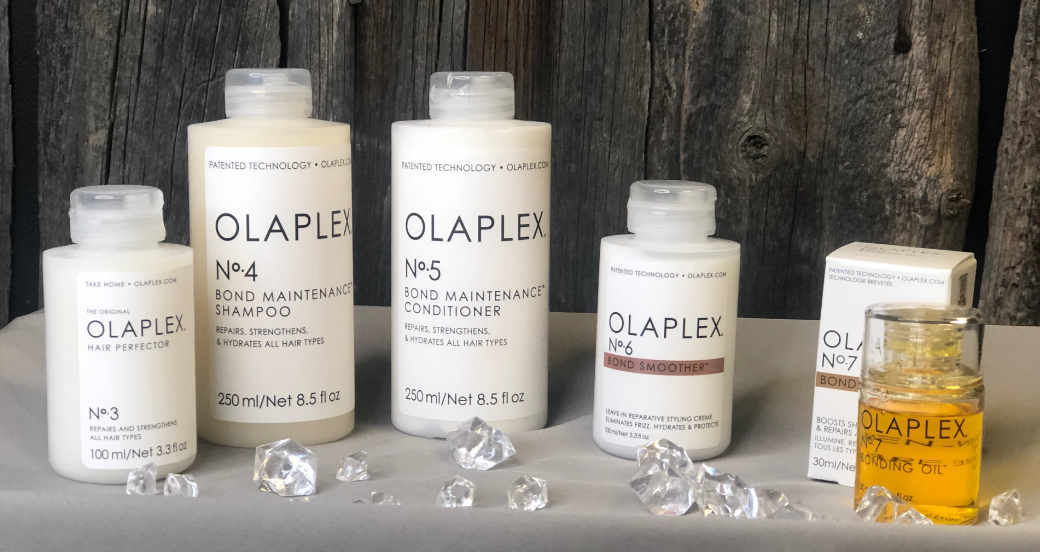Olaplex Collection at Sharper Image Hair Design in Red Deer