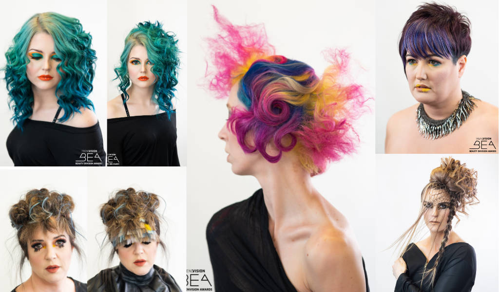 2020 Beauty Envision Awards by Sharper Image Hair Design