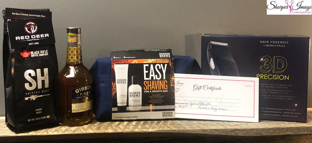 Fathers Day 2020 Draw at Sharper Image Hair Design