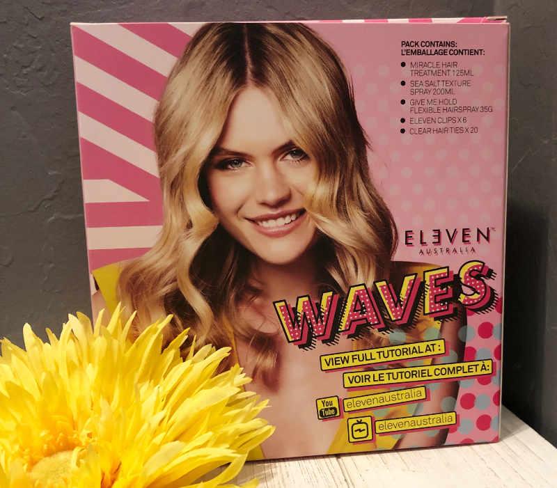 August Hair Care Litre Sale-Eleven Australia Tutorial Box Cover Gift