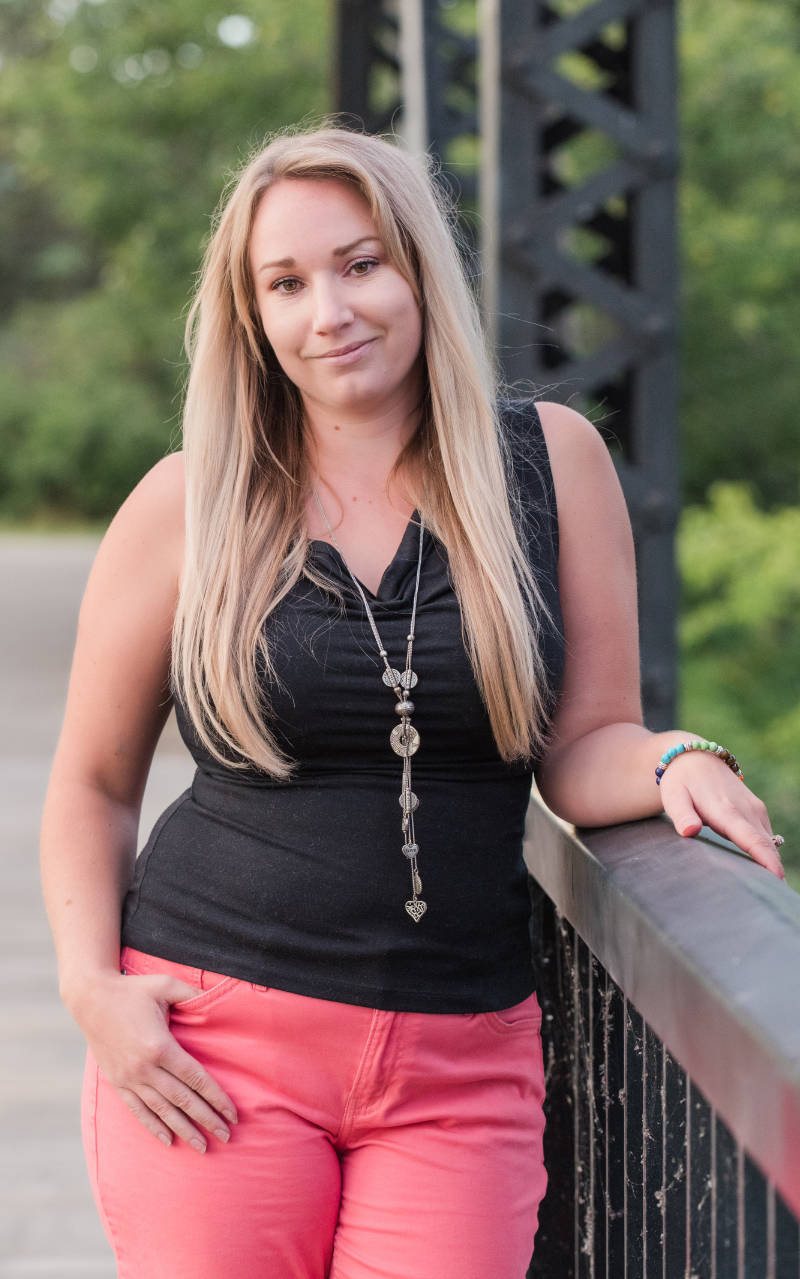 Alexis at Sharper Image Hair Design and Salon - Fall 2020