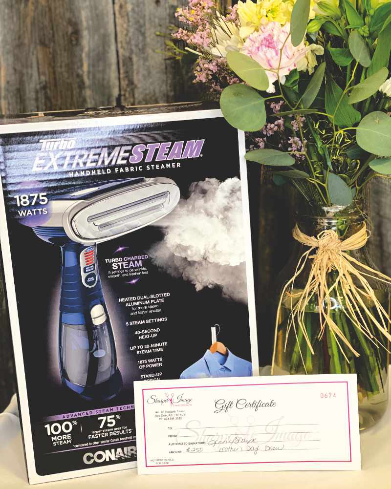 Mothers Day 2021 Contest at Sharper Image Hair Design