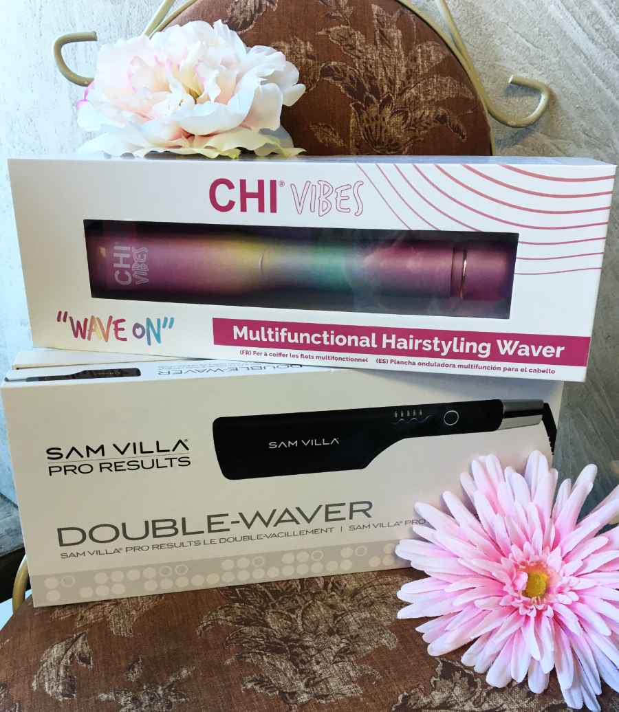 Multifunctional Hairstyling Waver is at Sharper Image Hair Salon
