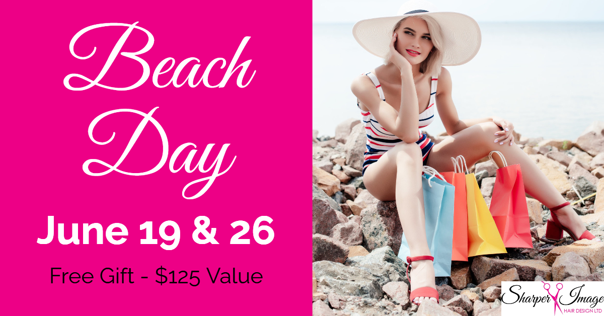 Beach Day 2021 at Sharper Image Hair Design